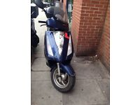 Honda pantheon 125 cc low mileage