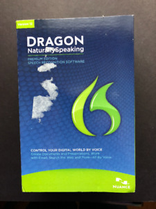 Dragon-Naturally Speaking-Speech Recognition Software