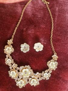 2 pieces beautiful jewelry set