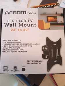 TV Wall Mount- Brand new in box