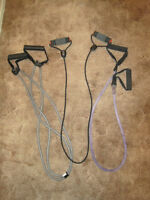 All three exercise bands just $10. Check out my other ads!