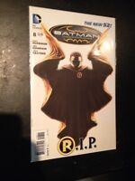 Batman Incorporated #8 (1st printing)