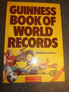 Guiness Book of Records from 1978 Kitchener / Waterloo Kitchener Area image 1