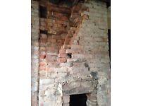 Free bricks, reclaim hardcore collection partington