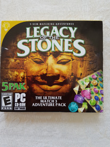 LEGACY OF THE STONES Games