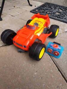 Blaze and the Monster Machines Remote Control