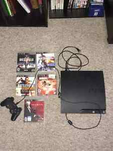 PS 3 - and games