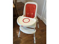 Fisher Price baby feeding highchair high chair