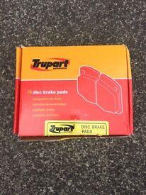 Vauxhall vivaro Brake pads
