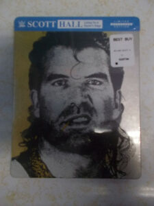 Scott Hall Steelbook Blu-Ray Best Buy Exclusive, New, Sold Out!