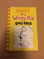 Book ( diary of a wimpy kid)