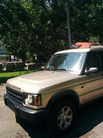 2003 Land Rover Discovery VUS