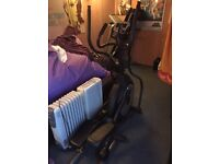 Spirt elliptical trainer / cross trainer