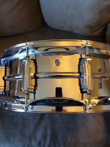 Ludwig Brass Edition Supraphonic snare drum