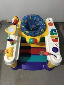 Fisher Price Step & play piano excersaucer