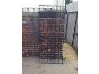 Security gate security grill metal gate wrought iron gate metal bars burglar bars