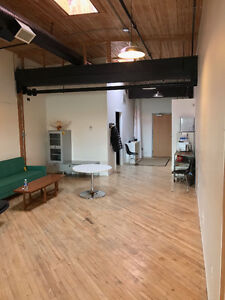 Modern commercial space for rent - Strathdee building
