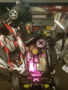 RTR Hot Bodies Lightning 2 nitro rc