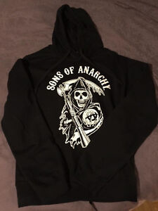 Authentic SOA hoodie (womens)