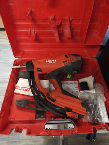 hilti gx120 buy or sell tools in toronto gta kijiji classifieds. Black Bedroom Furniture Sets. Home Design Ideas