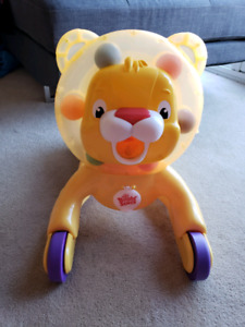 Lion Ride on toy & Ball Popper