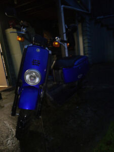 Scooter Yamaha C3 2007