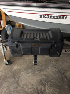 Excel Outdoor - Cargo trunk XL  w/hitch attachment