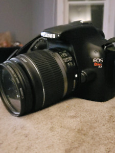 Canon t3 + accessories!