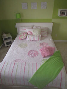 Girl's Bedding and More......