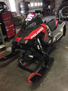 Motoneige snocross 600 IQ Race Sled