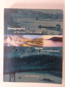Geography of British Columbia: People & Landscapes in Transition