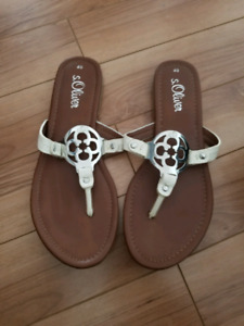 New Size 8 Sandals