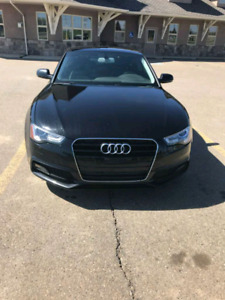 2015 Audi A5 2.0 Quattro 6 speed
