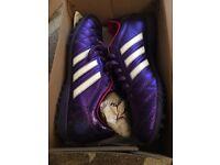 Ladies addidas football boots