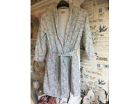 CATH KIDSTON CHILDS DRESSING GOWN AGE 7/8 yr
