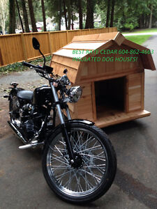 Dog houses new insulated  $350