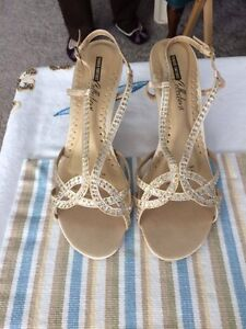 selling a mother of the bride dress and shoes