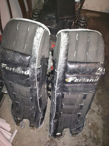 34 inch goalie pads