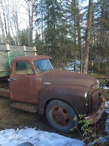 1953 GMC 2 Ton truck