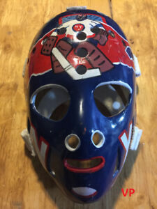 GLENN RESCH New York Islanders NHL Hockey mask by Don Scott