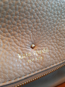 Kate Spade Purse- putty