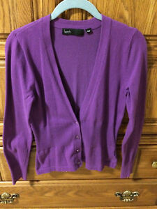 Ladies Cardigan Size M