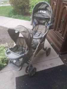 Double stroller best offer!