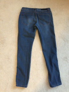Ladies Skinny Jeggings Size 8