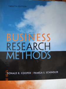 Business Research Methods Hardcover