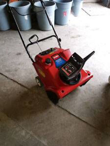 2 Toro Power Clear Snow Blowers for Sale Brand NEW condition