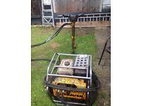 Jcb beaver breaker and power pack £450