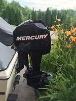 Selling parts for 2012 Mercury 60hp efi big foot 4 stoke