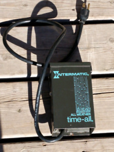 Intermatic All Weather timer