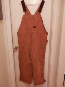 Walls Blizzard-Pruf insulated cold weather bib overalls